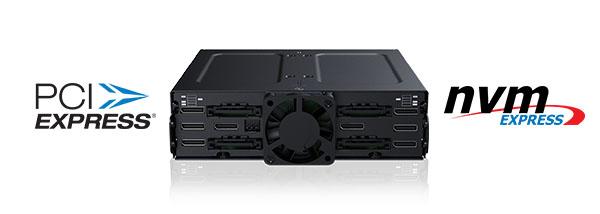 Interface PCIe nouvelle Génération du CP093