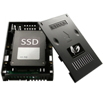 EZConvert MB882SP-1S-2B Light Weight 2.5' to 3.5' SATA SSD/HDD Converter/Mounting Kit - Ver.2