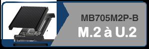 MB705M2P-B M.2 TO U.2